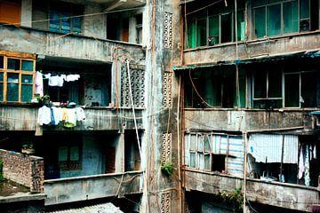 Oude Chinese appartement von André van Bel