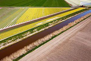 Nederland van boven # 8 (Drone shot) van Pierre Verhoeven