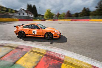Porsche 911 GT3 RS van Remco Donners