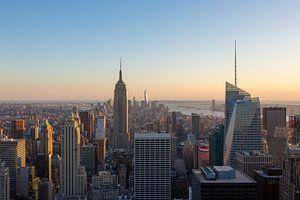 New York Rockefeller Center van Dusty Bisschops