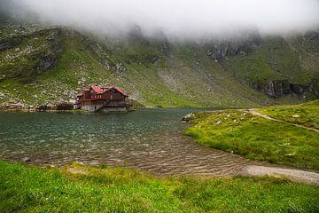 Lac Balea sur