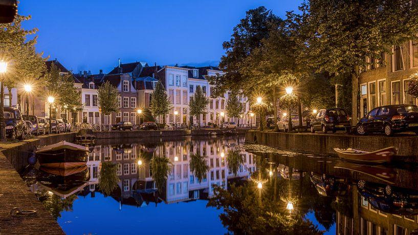 Rapenburg Leiden van Dirk van Egmond