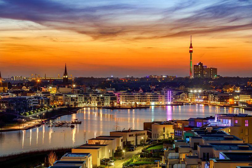 Phoenixsee Dortmund von Frank Heldt