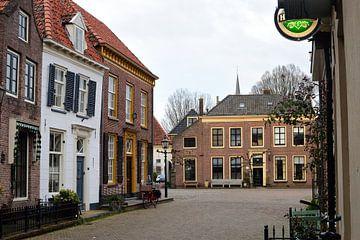 Smeepoortenbrink in Harderwijk von Gerard de Zwaan