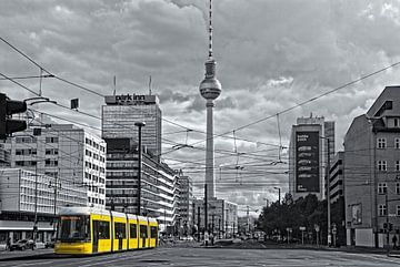 Berlin Streetview van Joachim G. Pinkawa