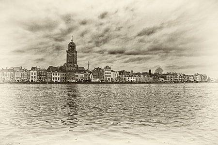 Riviergezicht Deventer