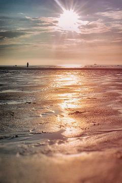 Bij zonsondergang van Greet Thijs