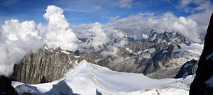 Franse Alpen van Jaap Voets