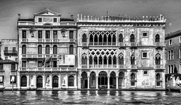 Venetie Italie Digitale kunst V von Watze D. de Haan