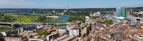 Panorama Arnhem van Anton de Zeeuw