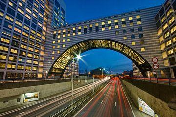 Den Haag - Beatrixkwartier - Utrechtse Baan van Maarten de Waard