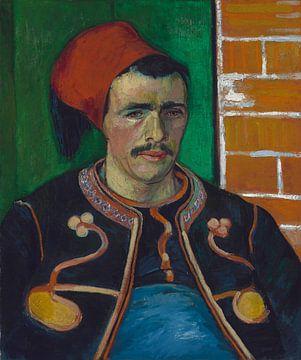 Die Zouave, Vincent van Gogh.