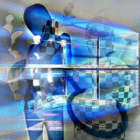 Windows of opportunities van Kirsti's Kunst