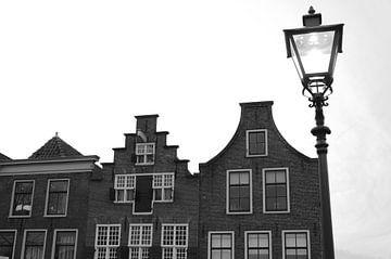 Hollandse Huizen van Dylan Nieuwland