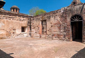 Antigua: Iglesia y Convento de las Capuchinas van Maarten Verhees