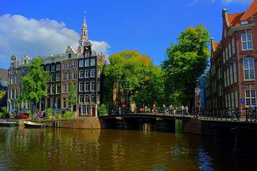 Amsterdam von Michel van Kooten