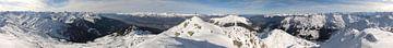 Mountain Panorama Gilfert von Christian Moosmüller