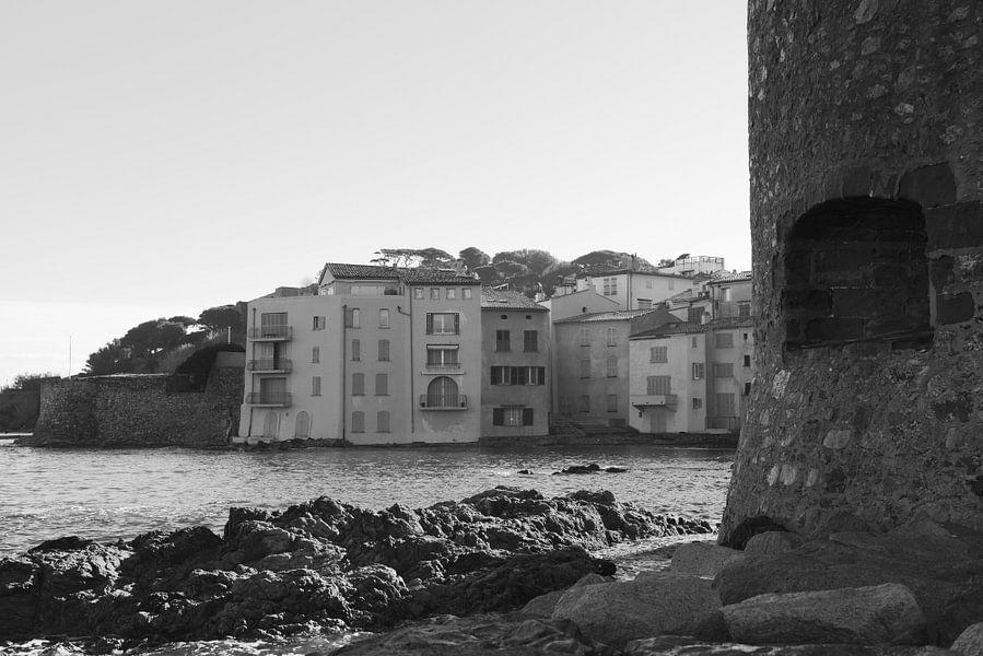 La Ponche in Saint-Tropez van Tom Vandenhende