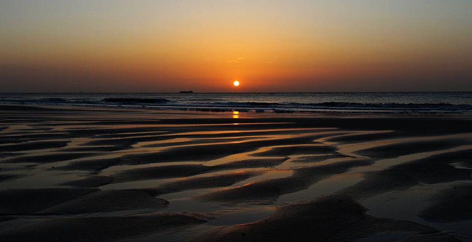 sunset van Yvonne Blokland