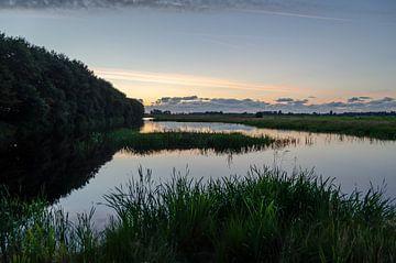 De natuur van Friesland/The nature in Frieland von Femke van der Land