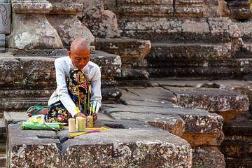 Boeddhist van Tilo Grellmann | Photography