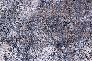 abstrakte Wand von Thomas Heitz