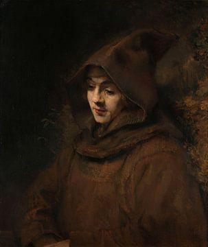 Porträt eines Jungen (Titus, Rembrandts Sohn)