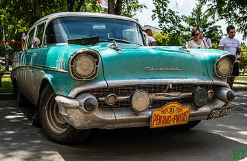 1957 Chevrolet 210  von Natasja Tollenaar
