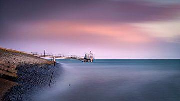 Pier op Texell