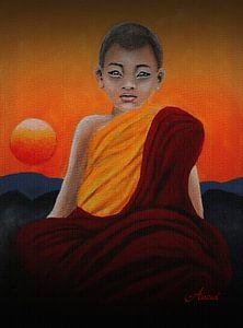 Buddhismus - Little Monk