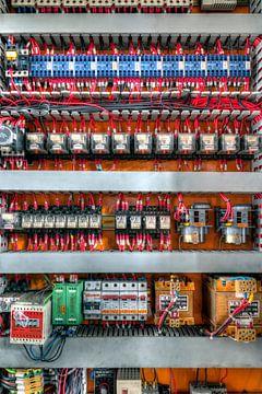 HDR Electriciteitskast von W J Kok