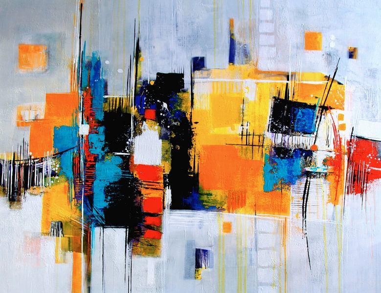Farbklang Nr.2 von Claudia Neubauer