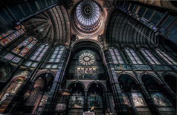 Basilika des Heiligen Nikolaus (Amsterdam) von Mario Calma