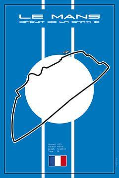 Le Mans von Theodor Decker