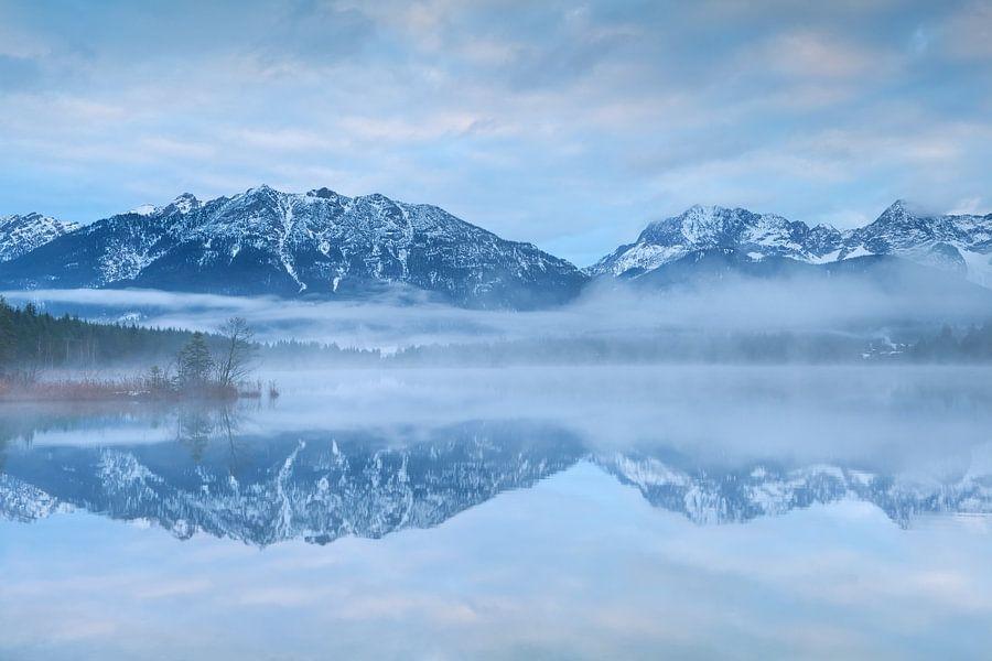 Karwendel mountains