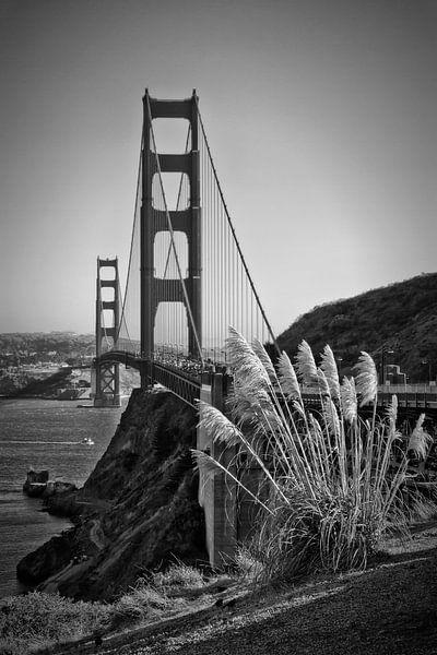 SAN FRANCISCO Golden Gate Bridge von Melanie Viola