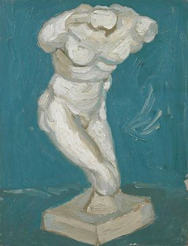 Studie eines männlichen Torso, van Gogh