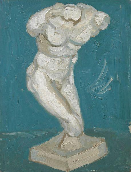 Mannentorso, van Gogh van Meesterlijcke Meesters