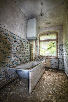 Badezimmer Wohnambiente van Heike Hultsch