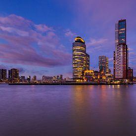 Rotterdam Kop van Zuid von Ronne Vinkx