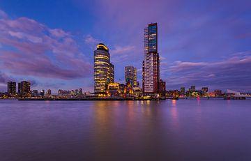 Rotterdam Kop van Zuid van Ronne Vinkx