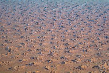 Sahara luchtfoto van Peter Leenen
