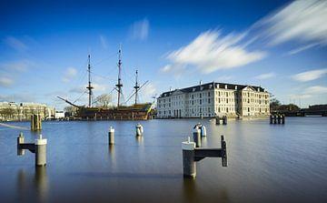 Maritime Museum Amsterdam van