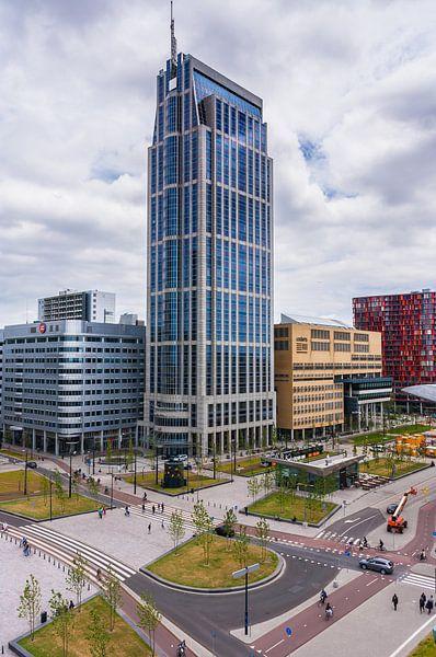 Manhattan hotel Rotterdam van Ilya Korzelius