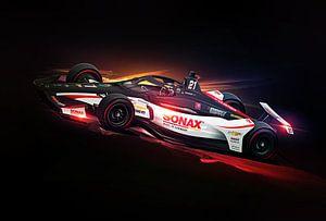 Rinus VeeKay Indy 500
