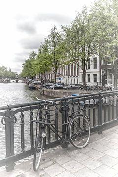 AMSTERDAM Emperor's Canal van Melanie Viola