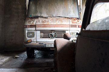 vergessene Mercedes von Kristof Ven