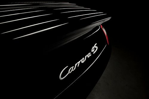 Porsche Carrera 4S van Thomas Boudewijn
