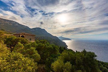 Mallorca Westkust van Dennis Eckert