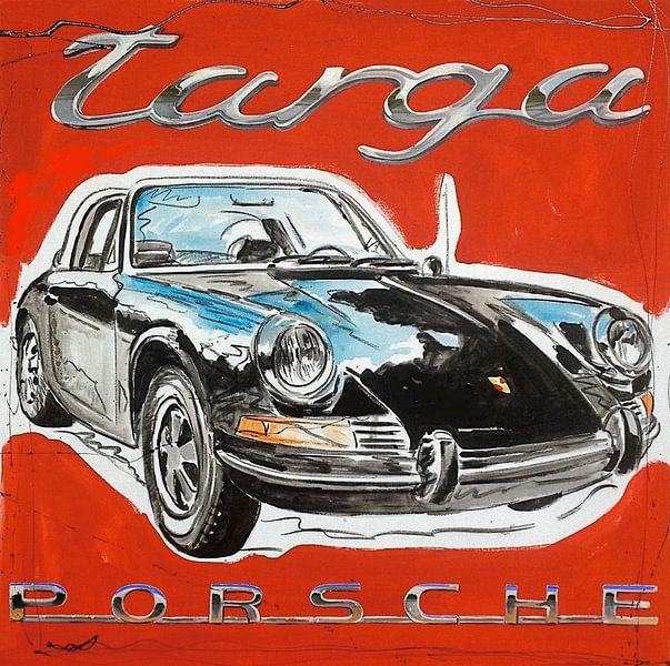 Porsche 911 Targa von Jeroen Quirijns